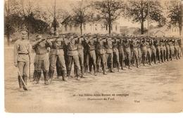 Militaria - Nos Fidèles Alliés Russes En Campagne. Maniement Du Fusil. - Guerre 1914-18
