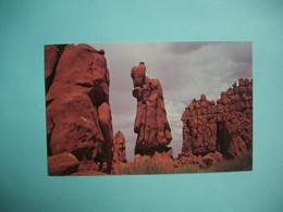 THE OLD WITCH    - Arizona  -  Etats Unis - Etats-Unis