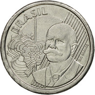 Monnaie, Brésil, 50 Centavos, 2009, TTB, Stainless Steel, KM:651a - Brazil