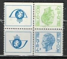 PIA - BELGIO - 1973 : Uso Corrente - Re Baldovino  -  (Yv 1693a) - Belgique