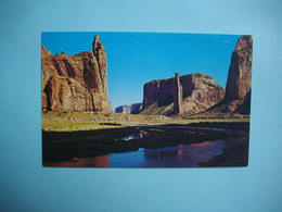 CANYON DE CHELLY  -  NATIONAL MONUMENT  - Arizona  -  Etats Unis - Etats-Unis