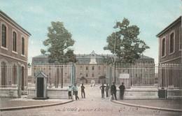 Isére : GRENOBLE : Quartier D'artillerie ( Colorisée ) - Casernes