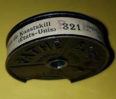 BOBINE FILM PATHE BABY 321 LES MONTAGNES DE KAASTSKILL ETATS UNIS - Other Collections