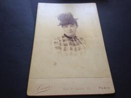 PARIS - LEAR - 5 / 8 / 1884 - Identifizierten Personen