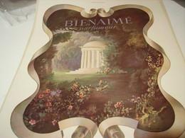 ANCIENNE PUBLICITE PARFUM BIENAIMEE DE HOUBIGANT 1941 - Perfume & Beauty