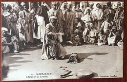 Lot De 13 Cartes Postales. Marrakech. Maroc. Charmeur De Serpents. - 5 - 99 Postkaarten