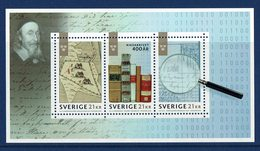 HB SUÈDE   2018 The 400th Anniversary Of Riksarkivet - National Archives Of Sweden - Otros