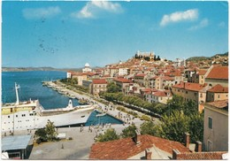 SIBENIK, Croatia, Panorama, 1973 Used Postcard [21819] - Croatia