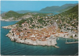 DUBROVNIK, Croatia, Panorama, 1974 Used Postcard [21820] - Croatia