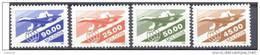 1993. Moldova, Air-mail II, 4v, Mint/** - Moldova