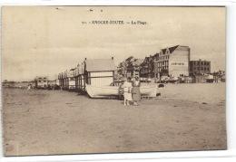 1 Postkaart Knokke Zoute La Plage Belmix9079 - Knokke