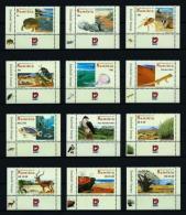 Namibia  Nº Yvert  1097/108  En Nuevo - Namibia (1990- ...)