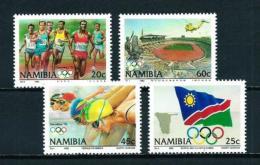 Namibia  Nº Yvert  683/6  En Nuevo - Namibia (1990- ...)
