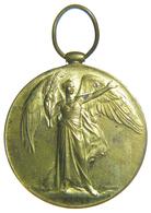 WWI - Medaglia - Gran Bretagna / United Kingdom - Commemorativa Della Vittoria Interalleata (Gunner Royal Artillery) - Gran Bretagna