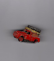 Pin's Pompier / Sapeurs Pompiers Muizon (camion époxy) Hauteur: 2,3 Cm - Firemen