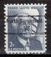 USA Precancel Vorausentwertung Preo, Locals Vermont, North Springfield 843 - Vereinigte Staaten