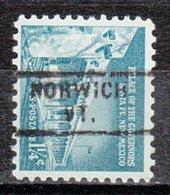 USA Precancel Vorausentwertung Preo, Locals Vermont, Norwich 729 - Vereinigte Staaten