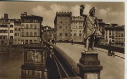 Firenze V. 1930  Ponte S. Trinita  (1170) - Firenze