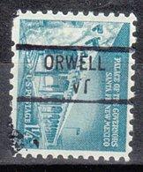 USA Precancel Vorausentwertung Preo, Locals Vermont, Orwell 841 - Vereinigte Staaten