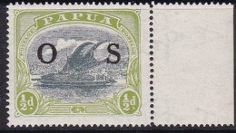 Papua 1931 Official Sg O55 Mint Never Hinged - Papúa Nueva Guinea