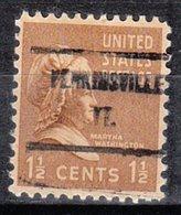 USA Precancel Vorausentwertung Preo, Locals Vermont, Perkinsville 719, 7,50 $ Type - Vereinigte Staaten