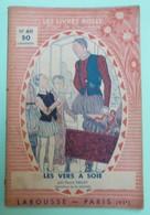LES VERS A SOIE Par Pierre HELLIN - Collection Les Livres Roses Pour La Jeunesse - N°611 - Livres, BD, Revues