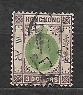 #95B# HONG KONG YVERT 130 MICHEL 125 FINE USED. - Usados