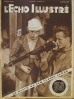 ECHO-ILLUSTRE No 33 Du 17.08.1946 - Testi Generali