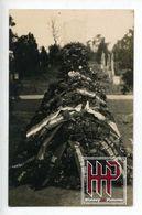 Foto AK, Bruck / Leitha - Friedhof, Grab Von Gemeindesekretär Stadlmeier 1928 (W157) - Autriche