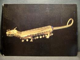 (FG.K11) LIMA - MUSEO DELL'ORO - DONNOLA SCULTOREA (NV) - Musei