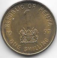 *kenia 1 Shilling 1997  Km 29 - Kenya