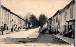 26 - SAULCE Sur RHONE -- Côté Nord - France