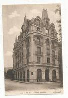 Cp , Hôtels & Restaurants , HÔTEL LUTETIA , 03 ,Vichy , Voyagée 1930 ,ed. Beguin - Hotels & Restaurants
