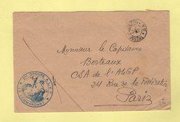 Tresor Et Postes 26 - 2e Groupe ALVF - 1916 - Postmark Collection (Covers)