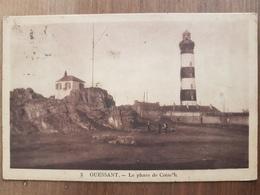 Ouessant.le Phare De Créac'h.edition Gilbin - Ouessant