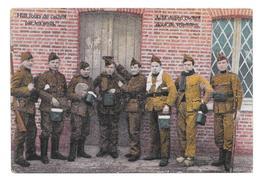 Acht Dagen Cachot Door De Vrienden 1919 Beverloo - Leopoldsburg (Kamp Van Beverloo)