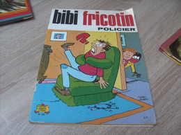Bibi Froctin Policier N° 25 - Bibi Fricotin