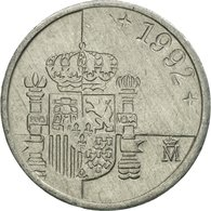 Monnaie, Espagne, Juan Carlos I, Peseta, 1992, TTB, Aluminium, KM:832 - [ 5] 1949-… : Royaume