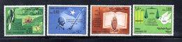 0/1500 - SOMALIA 1970 , Yvert Serie  INTEGRA N. 124/127  *** : - Somalia (1960-...)