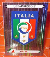 EURO 2012 POLAND-UKRAINE PANINI N. 311 ITALIA NEW NUOVA CON VELINA - Panini