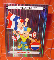 EURO 2012 POLAND-UKRAINE PANINI N. 165 NEDERLAND NEW NUOVA CON VELINA - Panini