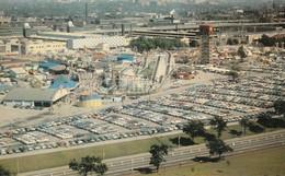 Bird's-eye View Of World Famous Canadian National Exhibition, Toronto, Ontario - Toronto
