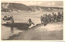 Militaria - Guerre 1939-45 - Russie - Sowiet-Union - Im Sturmboot Zum Anderen Ufer - Guerre 1939-45