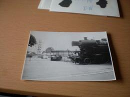 Lokomotive, Train, 10 X 7.3 Cm - Treni