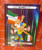 EURO 2012 POLAND-UKRAINE PANINI N. 339 IRELAND  NEW NUOVA CON VELINA - Panini