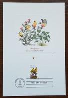 Etats-Unis - CM 1982 - YT N°1411 - Faune Et Flore Officielles Des Etats De L'Union / New Jersey - Maximumkarten (MC)