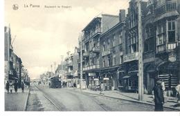 Cpa Belgique - La Panne - Boulevard De Nieuport - Belgique