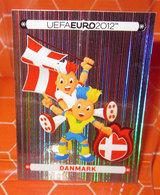 EURO 2012 POLAND-UKRAINE PANINI N. 194 DANMARK  NEW NUOVA CON VELINA - Panini