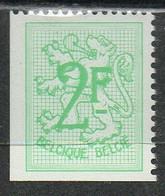 PIA - BELGIO - 1972 : Uso Corrente : Leone Araldico E Re Baldovino -  (Yv 1648-49) - Unused Stamps