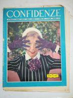 6905FM- CONFIDENZE LITERARY NEWSPAPER, PHOTO NOVELS, FASHION, GOSSIP, 1954, ITALY - Libri, Riviste, Fumetti